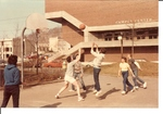 Campus Center outdoors with students c1990.jpg